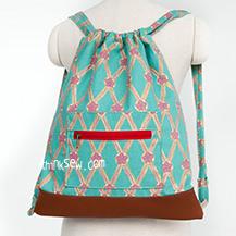 Merida Drawstring Backpack PDF Pattern (#1157)