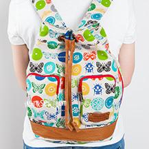 Loren Bucket Backpack PDF Pattern (#1258)