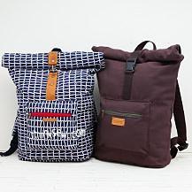 Roxanne Rolltop Backpack PDF Pattern (#1369)