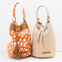 Lelia Mini Bucket Bag PDF Pattern (#1590)