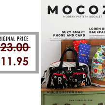 MOCOZI ISSUE #004 MSPZ 4 (Bag, Backpack & Phone Pouch) (#1598)