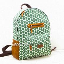 Carson School Backpack PDF Pattern (#1734)