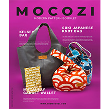 MOCOZI Issue #0006 MSPZ 6 (Bags and Gadget Wallet) (#1902)