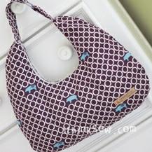 Chic Hobo Bag PDF Pattern (#191)