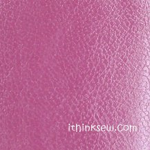 #2 Smooth Thin Faux Leather