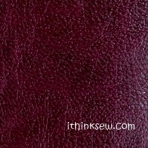 #3 Smooth Thin Faux Leather