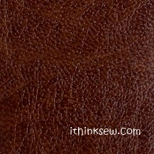 #11 Smooth Thin Faux Leather