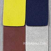 4 Quater Yard Vegan Leather Set