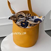 Geraldine Bucket Bag PDF Pattern (#2636)