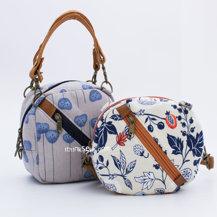 Kate 2 Style Mini Bags PDF Pattern (#2696)