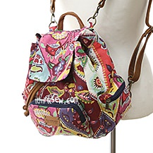 Estefania Bucket Backpack PDF Pattern (#2707)