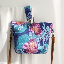 Jina One-Strap Handle Bag PDF Pattern (#2762)