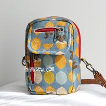 Mini Kiara Cross Bag PDF Pattern (#2846)