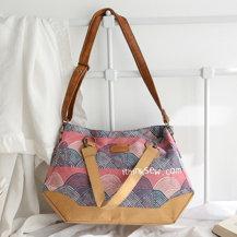 Shaline Cross Bag PDF Pattern (#2928)