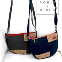 Fern Shoulder Bag PDF Pattern (#3079)