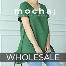 10 MOCHA 2 Styles Muriel Tunic and Dress Paper Pattern (#3136_3101) - 25% Off!