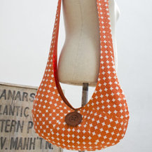 Patched Hobo Bag PDF Pattern (#575)