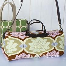 Faunia Bag PDF Pattern (2 style) (#728)