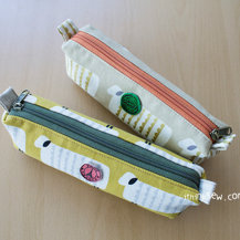 Laurie 2 Style Pencil Cases PDF Patterns (#915)