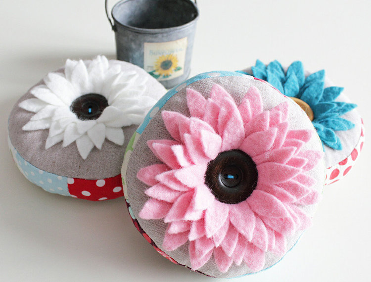 Picture of FREE - Emma Pin Cushion PDF Pattern