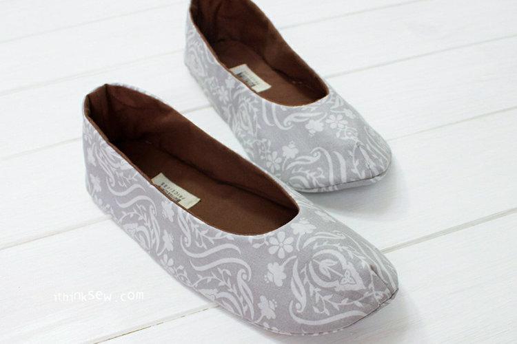 Picture of Deborah Women's Shoes PDF Pattern