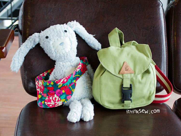 Picture of Baby Travelling Set PDF Pattern