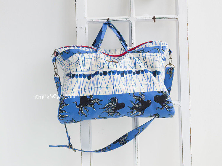 Picture of Frieda Bag PDF Pattern