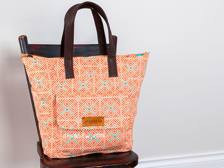 Picture of Anna Bag PDF Pattern