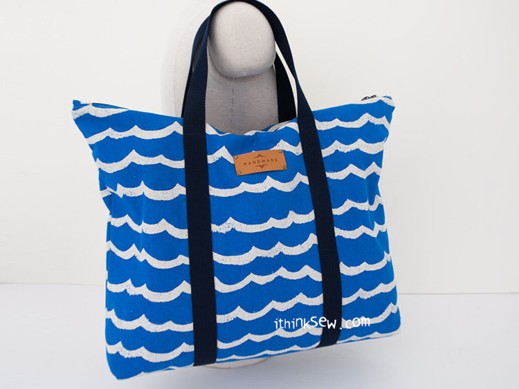 Picture of Junious Bag PDF Pattern