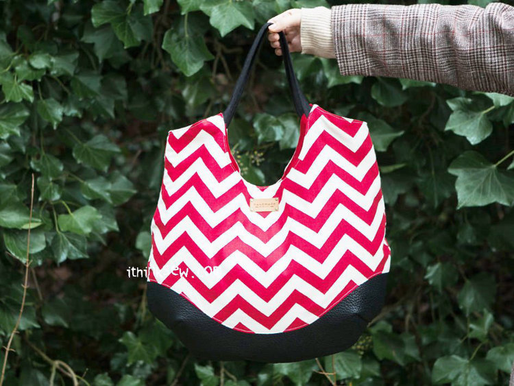 Picture of Beatrise Bag PDF Pattern