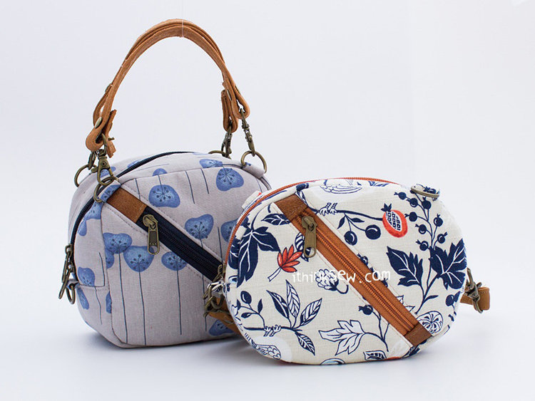 Picture of Kate 2 Style Mini Bags PDF Pattern
