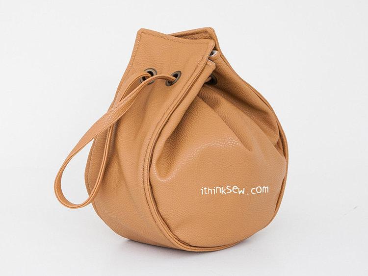 Picture of Nicola Dumpling Bag PDF Pattern