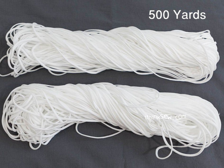 Picture of 500 Yards High Quality Mask Elastic - 15% Off!