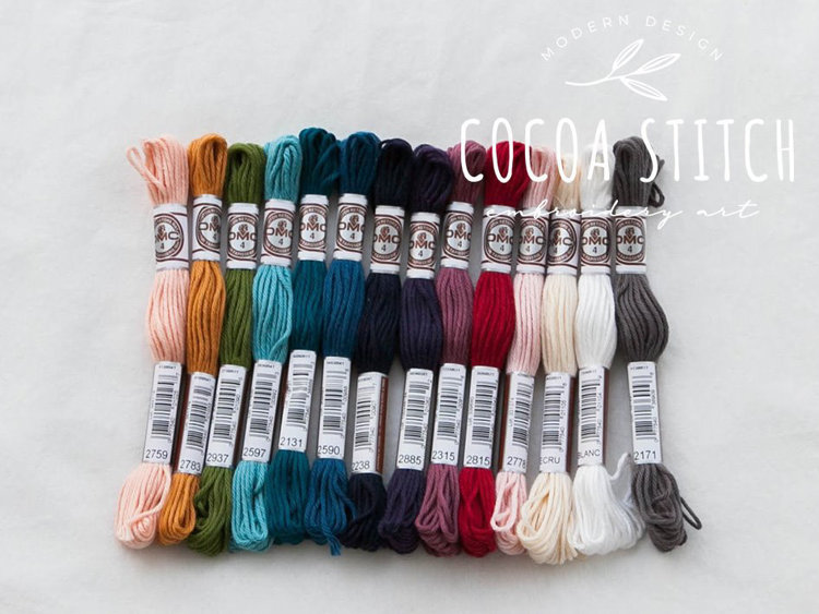Picture of DMC No.4 Floss 30 Skeins