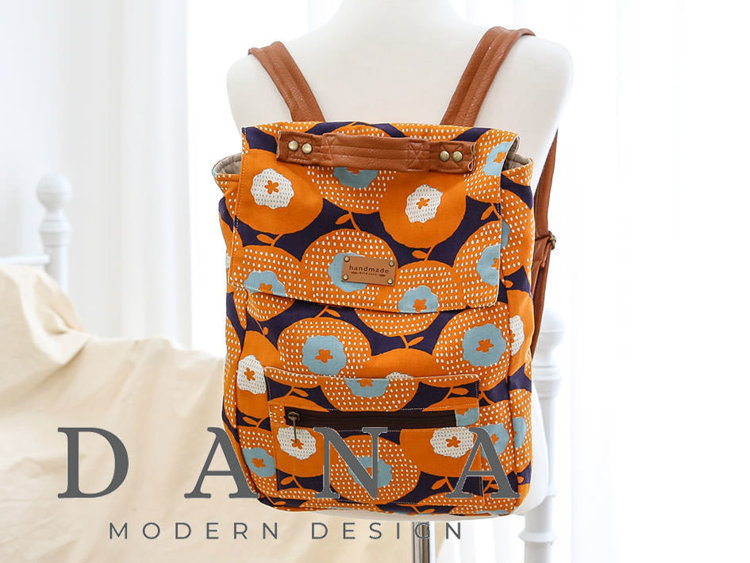 Picture of Raquel Backpack PDF Pattern