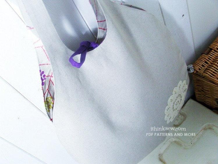 Picture of Sara Bag PDF Pattern