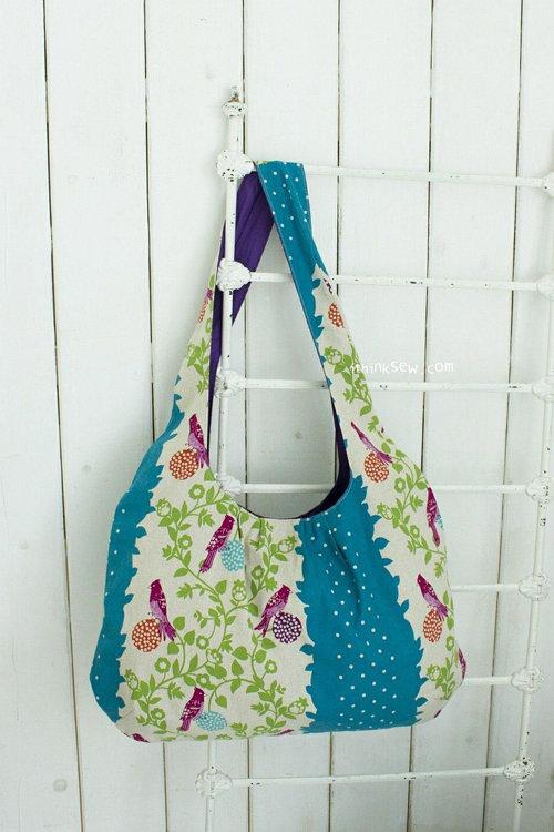 Picture of Jasmine Bag PDF Pattern