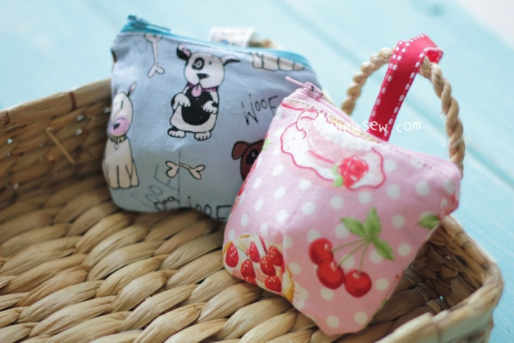 Picture of FREE - Kiddie Pouch PDF Pattern
