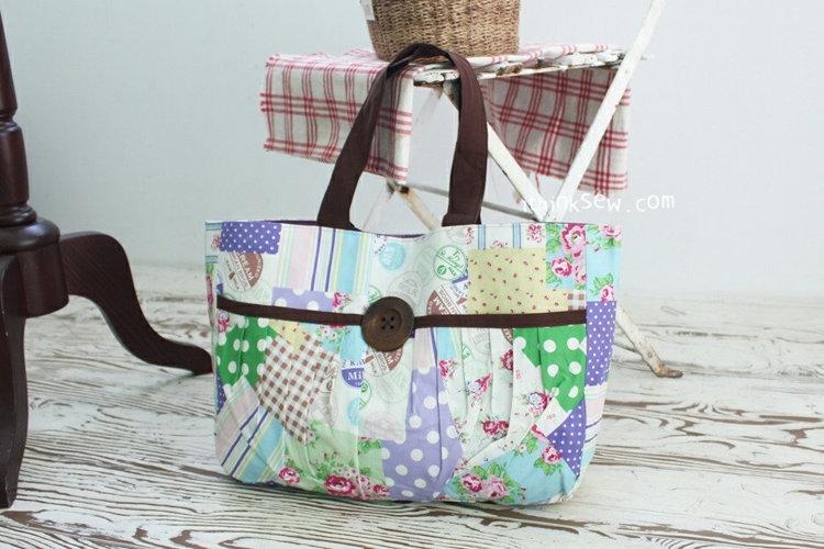 Picture of Linda Bag PDF Pattern