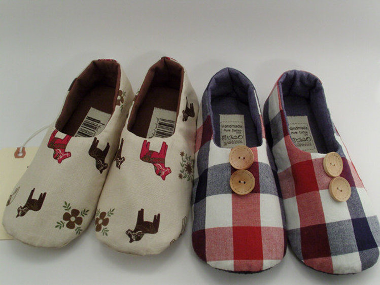 Picture of Samantha Women's Shoes PDF Pattern