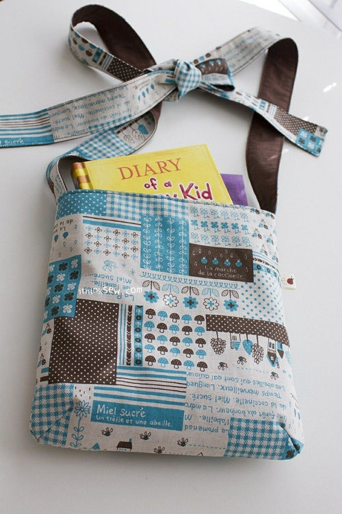 Picture of Lina Bag PDF Pattern