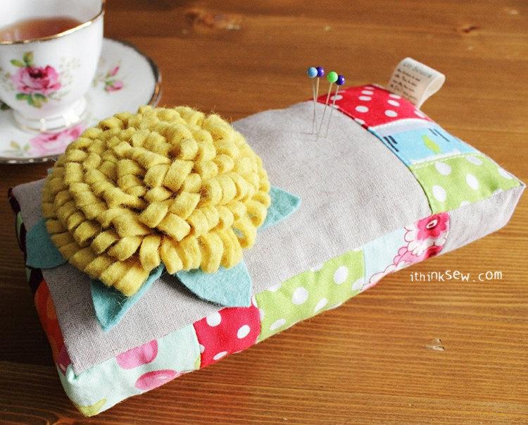 Picture of FREE - Adele Pin Cushion PDF Pattern