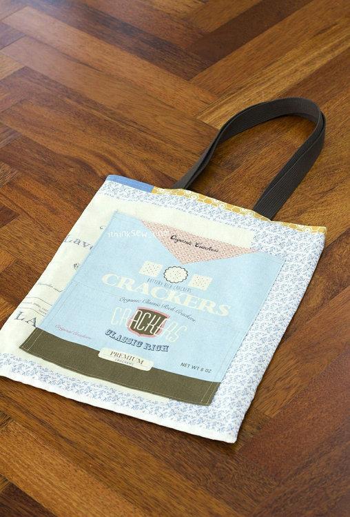 Picture of FREE - Rosetta Bag PDF Pattern & Video Tutoria