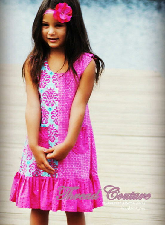 Picture of Brianna Sundress PDF Pattern