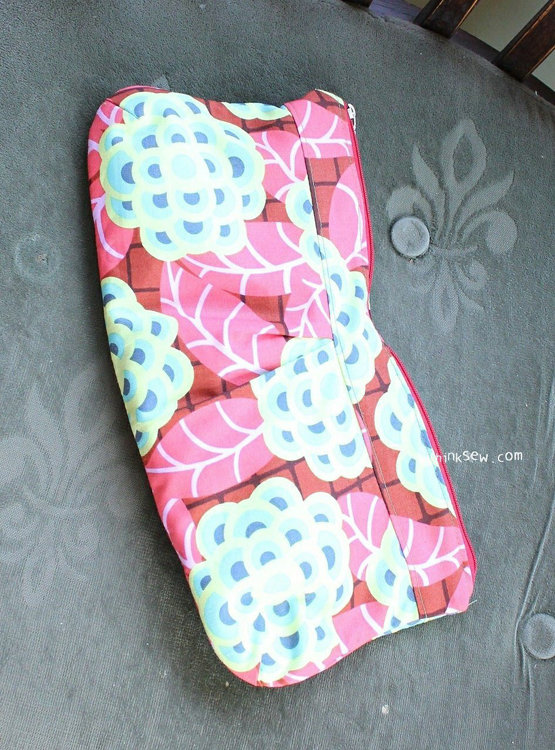 Picture of The Lana Zipper Pouches PDF Pattern