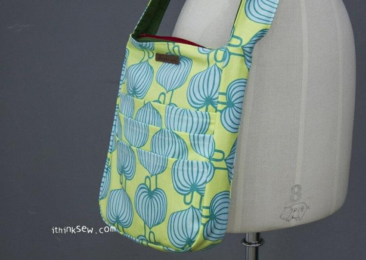 Picture of Junia Cross Bag PDF Pattern