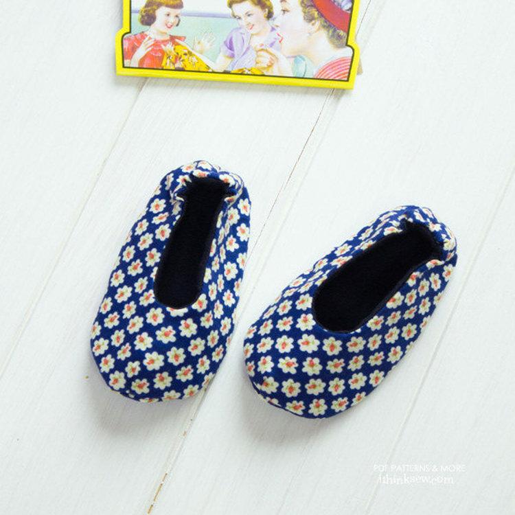 Picture of Deborah Baby Shoes PDF Pattern