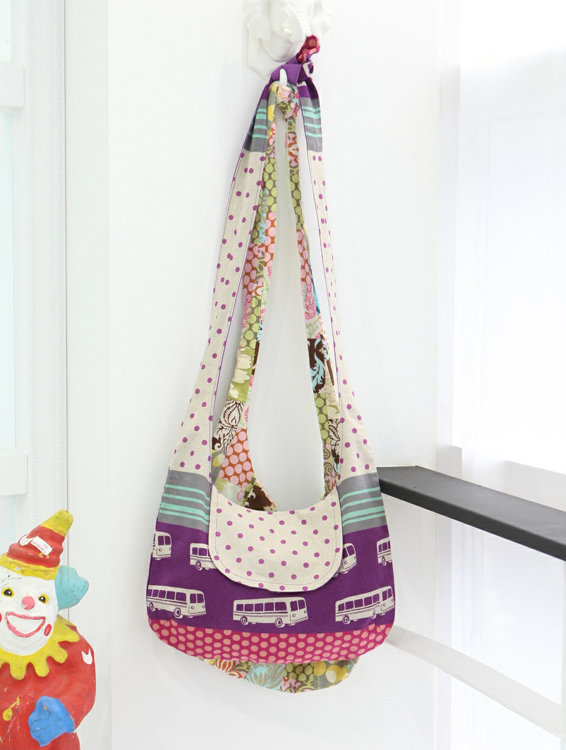 Picture of Sadie Crossbag PDF Pattern