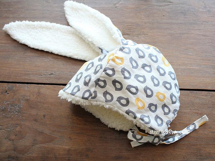 Picture of Rabbit Hat PDF Pattern