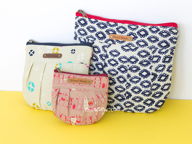 Picture of Melina Pouch PDF Pattern
